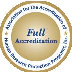 AAHRPP-Full-Accreditation